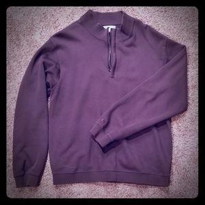 Cutter & Buck quarter zip sweater